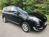 USED 2012 12 RENAULT GRAND SCENIC 1.5 DYNAMIQUE TOMTOM DCI EDC 5d AUTO 110 BHP