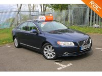 USED 2010 60 VOLVO S80 2.4 D5 SE LUX 4d AUTO 205 BHP 6 MONTHS RAC WARRANTY