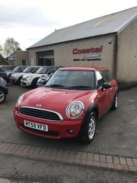 USED 2009 59 MINI HATCH FIRST 1.4 FIRST 3d 75 BHP