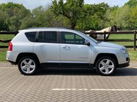 USED 2012 61 JEEP COMPASS 2.1 CRD LIMITED 2WD 5d 134 BHP