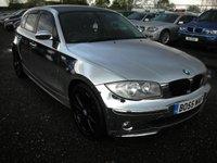 2006 BMW 1 SERIES 2.0 118I SE 5d 128 BHP £2195.00