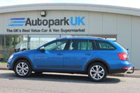USED 2016 16 SKODA OCTAVIA 2.0 SCOUT TDI 5d 148 BHP LOW DEPOSIT OR NO DEPOSIT FINANCE AVAILABLE