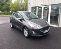 USED 2018 18 FORD FIESTA 1.0 ZETEC ECOBOOST (100PS) NEW MODEL THIS VEHICLE IS AT SITE 1 - TO VIEW CALL US ON 01903 892224