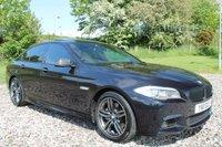 2011 BMW 5 SERIES 3.0 535D M SPORT 4d AUTO 295 BHP £13995.00