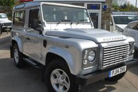 2014 LAND ROVER DEFENDER 2.2 TD XS STATION WAGON 3d 122 BHP £30850.00