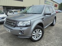 USED 2014 LAND ROVER FREELANDER 2.2 TD4 SE 5d 150 BHP Superb 4x4, Excellent Condition, No Deposit Needed, No Fee Finance, Part Ex Welcomed
