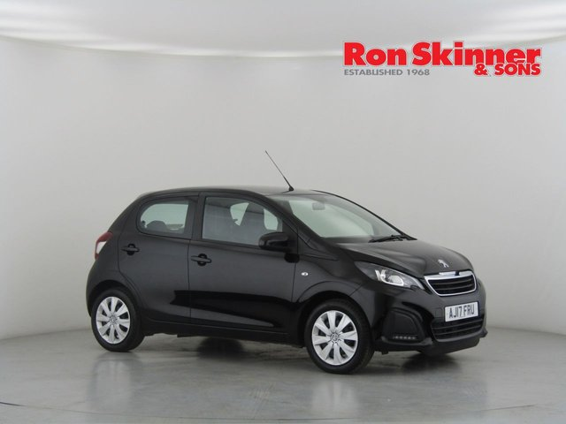 View our 2017 17 PEUGEOT 108 1.0 ACTIVE 5d 68 BHP