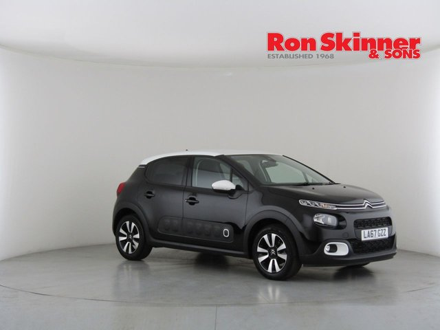 View our 2018 67 CITROEN C3 1.2 PURETECH FLAIR 5d 81 BHP