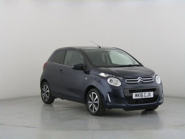 View our 2016 16 CITROEN C1 1.2 PURETECH FLAIR 3d 82 BHP