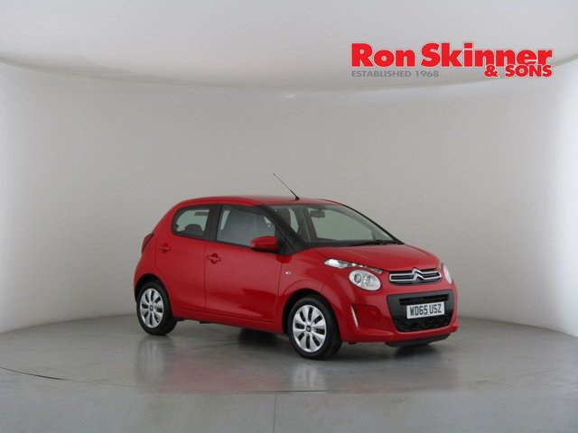 View our 2016 65 CITROEN C1 1.2 PURETECH FEEL 5d 82 BHP