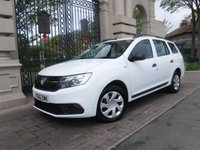 USED 2017 66 DACIA LOGAN MCV 1.5 AMBIANCE DCI 5d 90 BHP *1 OWNER*FULL DACIA SERVICE HISTORY*FREE ROAD TAX*BLUETOOTH*