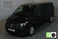 USED 2018 18 MERCEDES-BENZ VITO 2.1 114 BLUETEC TOURER SELECT 136 BHP EXTRA LWB EURO 6 AIR CON 9 SEATER £25,490+VAT EURO 6 AIR CONDITIONING