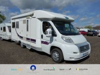 USED 2007 07 FIAT DUCATO 3.0 35 MULTIJET 1d 140 BHP TANDY 671 4 BERTH FIXED BED CAMPER / MOTOR HOME