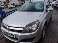 USED 2006 06 VAUXHALL ASTRA 1.6 CLUB 16V TWINPORT 5d 100 BHP
