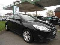 2013 FORD FOCUS 1.6 EDGE TDCI 115 5d 114 BHP ONE FORMER KEEPER £4995.00