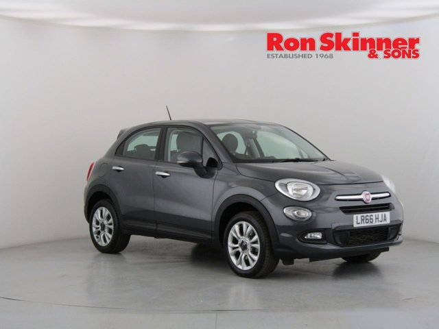 View our 2016 66 FIAT 500X 1.4 MULTIAIR POP STAR 5d 140 BHP