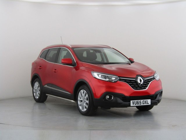 View our 2016 65 RENAULT KADJAR 1.5 DYNAMIQUE NAV DCI 5d 110 BHP