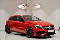 USED 2016 16 MERCEDES-BENZ A CLASS 2.0 AMG A 45 4MATIC PREMIUM 5d AUTO 375 BHP PERFORMANCE EXHAUST/1 LADY OWN