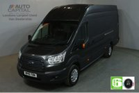 USED 2018 18 FORD TRANSIT 2.0 350 L4 H3 130 BHP TREND EXTRA LWB JUMBO EURO 6 AIR CON VAN AIR CONDITIONING EURO 6 TREND