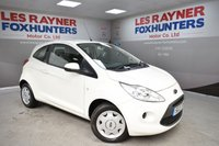 USED 2013 62 FORD KA 1.2 EDGE 3d 69 BHP low miles, cheap tax, air con, great mpg