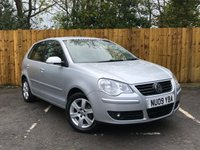 USED 2009 09 VOLKSWAGEN POLO 1.2 MATCH 5d 68 BHP Full Service History