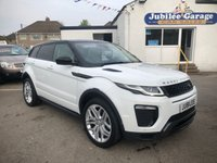 USED 2016 13 LAND ROVER RANGE ROVER EVOQUE 2.0 TD4 HSE DYNAMIC 5d AUTO 177 BHP One Owner, £4995 Extras, Full LandRover History!