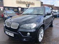 2008 BMW X5 3.0 SD M SPORT 5d AUTO 282 BHP £10495.00