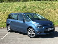 USED 2016 16 CITROEN C4 GRAND PICASSO 1.6 BLUEHDI SELECTION 5d 118 BHP ONE OWNER, FULL SERVICE HISTORY