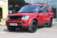 USED 2015 65 LAND ROVER DISCOVERY 3.0 SDV6 SE TECH 5d AUTO 255 BHP