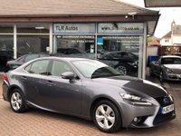 USED 2014 63 LEXUS IS 2.5 300H SE 4d 220 BHP Free MOT for Life