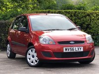2006 FORD FIESTA 1.4 STYLE CLIMATE 16V 5d 78 BHP £3695.00