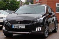 2016 PEUGEOT 508 2.0 HYBRID4 RXH 5d AUTO 163 BHP £14995.00