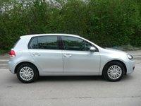 2010 VOLKSWAGEN GOLF 1.4 S TSI DSG 5d AUTO 121 BHP £3495.00