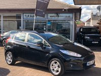USED 2013 13 FORD FIESTA 1.0 Eco Boost ZETEC  Free MOT for Life