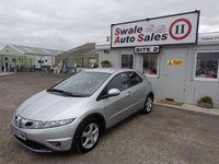 USED 2009 09 HONDA CIVIC 1.8 I-VTEC SE 5 DOOR 138 BHP £25 PER WEEK, NO DEPOSIT - SEE FINANCE LINK