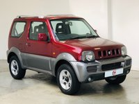 USED 2007 57 SUZUKI JIMNY 1.3 JLX PLUS 3d 83 BHP LOW MILES + SERVICE HISTORY + LOW INSURANCE + FINANCE