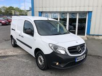 2014 MERCEDES-BENZ CITAN 1.5 109 CDI BLUEEFFICIENCY 1d 90 BHP £5990.00