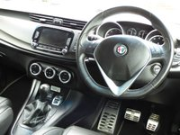 USED 2014 64 ALFA ROMEO GIULIETTA 1.7 TBI QUADRIFOGLIO VERDE TCT LAUNCH EDTN 5d AUTO 240 BHP