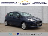 USED 2014 64 FORD FIESTA 1.6 STYLE ECONETIC TDCI 5d 94 BHP One Owner Full FORD History Buy Now, Pay Later Finance!