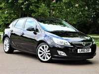 USED 2010 10 VAUXHALL ASTRA 2.0 ELITE CDTI 5d AUTO 157 BHP £102 PCM With £539 Deposit