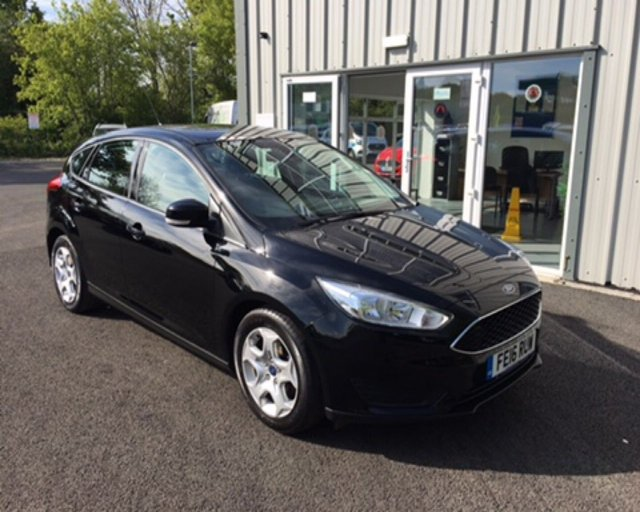 2016 16 FORD FOCUS 1.0 STYLE ECOBOOST 100 BHP