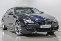 USED 2015 65 BMW 6 SERIES GRAN COUPE 3.0 640D M SPORT GRAN COUPE 4d AUTO 309 BHP