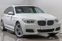 USED 2016 16 BMW 5 SERIES GRAN TURISMO 2.0 520D M SPORT GRAN TURISMO 5d AUTO 181 BHP