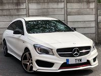 2016 MERCEDES-BENZ CLA 2.0 CLA250 4MATIC ENGINEERED BY AMG 5d AUTO 208 BHP £21995.00