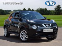 2016 NISSAN JUKE 1.6 N-CONNECTA XTRONIC 5d 117 BHP £11699.00