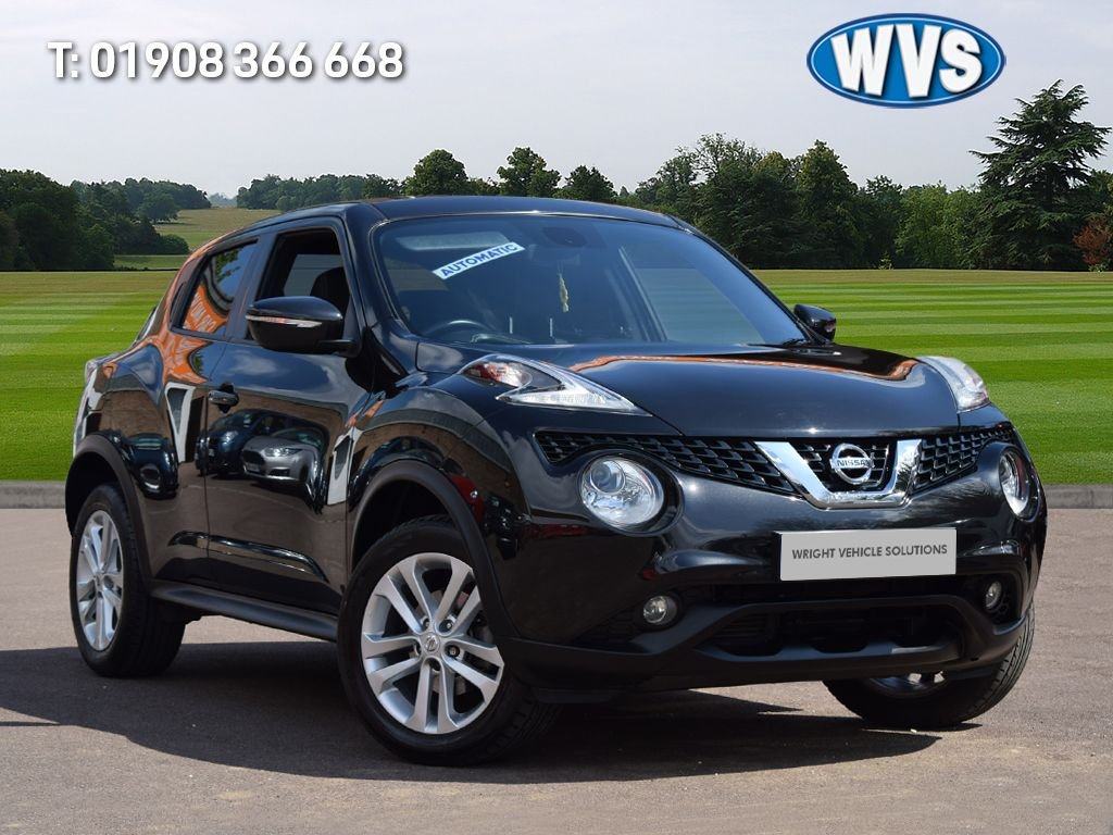 2016 nissan juke 1 6 n connecta xtronic 5d 117 bhp. Black Bedroom Furniture Sets. Home Design Ideas
