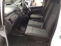 USED 2014 14 MERCEDES-BENZ VITO 2.1 113 CDI BLUEEFFICIENCY 1d 136 BHP