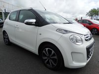 USED 2015 15 CITROEN C1 1.0 AIRSCAPE FEEL EDITION 5d 68 BHP