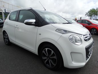 2015 CITROEN C1 1.0 AIRSCAPE FEEL EDITION 5d 68 BHP £6495.00