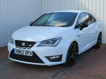 2013 SEAT IBIZA 1.4 CUPRA TSI DSG 3d AUTO 180 BHP £6995.00